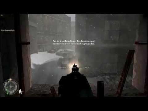Call of Duty 2: Repara el Cable