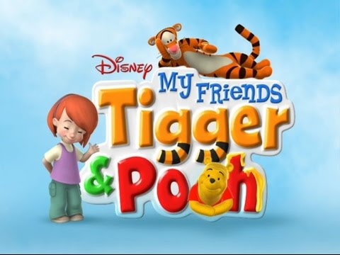 My Friends Tigger and Pooh Hundred Acre Wood Haunt DVD