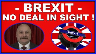 Brexit: no deal in sight! (4k)