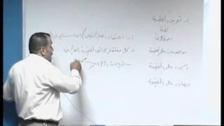 تعريف العقيدة وموضوعاتها   [2/41]