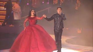 Grand Opera Music 2017.  Universiade HD . Dimash and Zarina . Неземной голос Димаш и Зарина.
