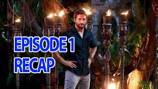 Australian Survivor All Stars Episode 1 Recap