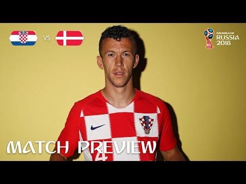 Ivan PERISIC (Croatia) - Match 52 Preview - 2018 FIFA World Cup™