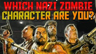 Which Nazi Zombie Character Are You? (Awesome Zombie Character Quiz)