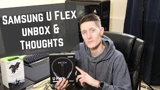 Samsung U Flex Unbox & Comparison to Level U