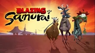 Blazing Samurai-Movie Review    Animation, Action, Comedy    August,