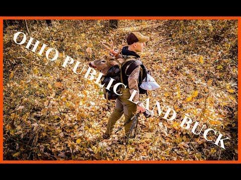 Ohio Public Land Buck 2019