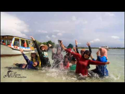 (037) IBU IBU AD goes to belitung with amazing belitung tour