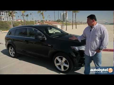 2012 Audi Q7 Test Drive & Luxury SUV Review