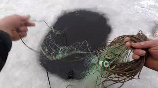 видео Рыболовные сети. Какими они бывают?