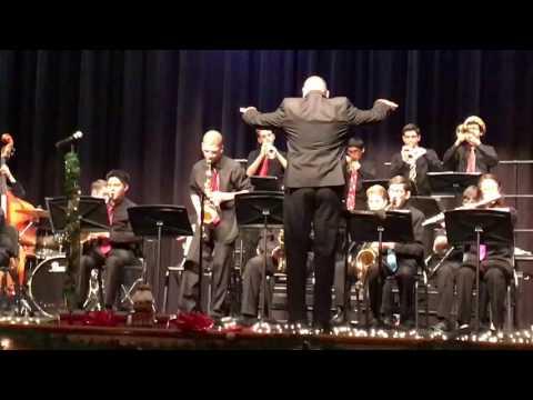 Broad Run High School, Jazz Band - Winter 2016
