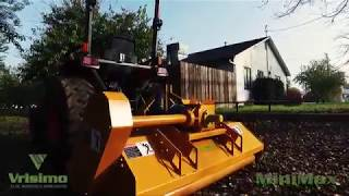 Low Horse Power Flail Mower