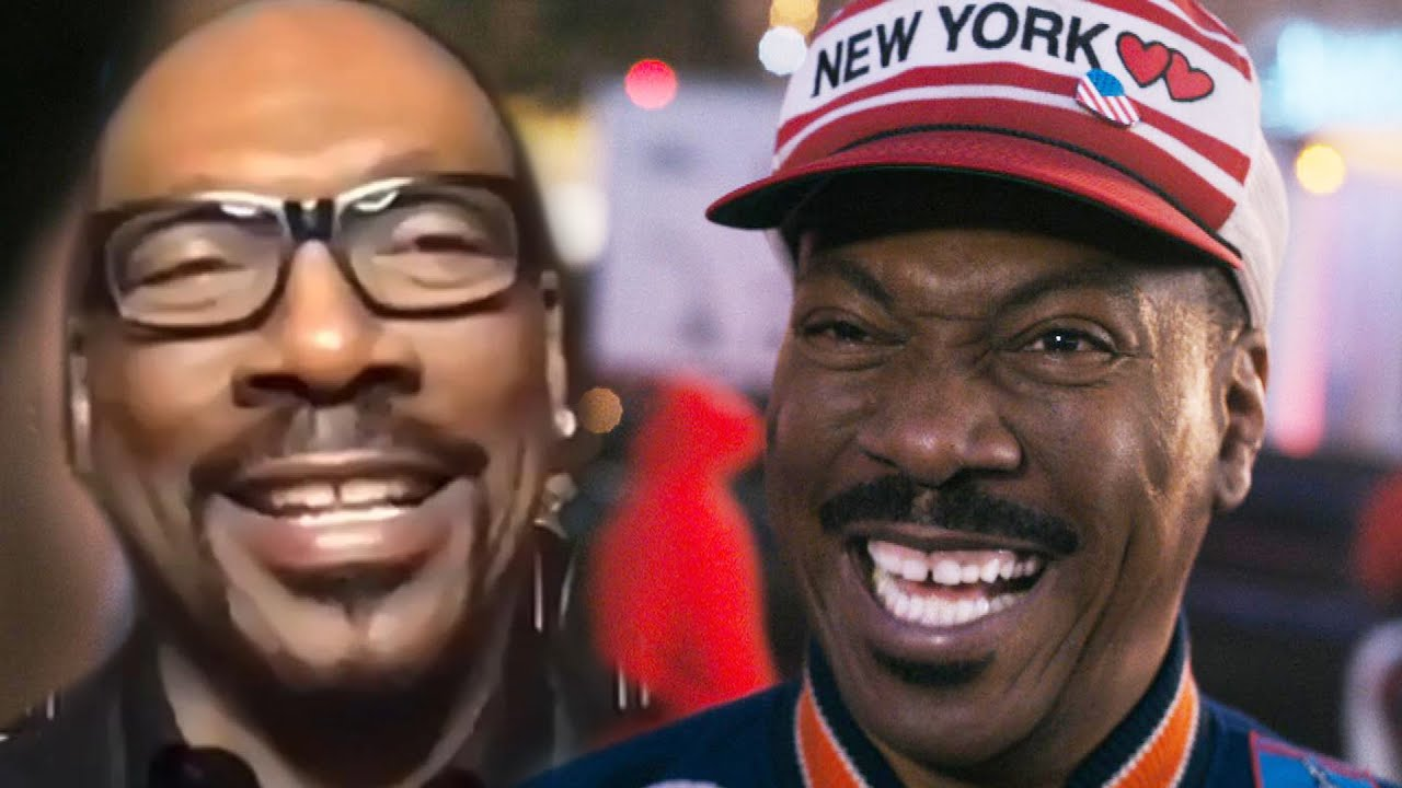 Eddie Murphy on If 'Coming 2 America' Could Become a Trilogy