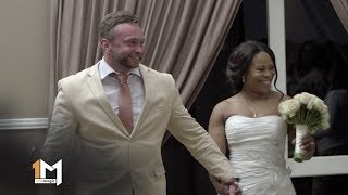Ayanda and Gareth say 'I Do'  – Marry Me Now SA