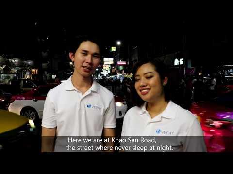 Khao Sarn Road Bangkok, Checklists You Must Do.