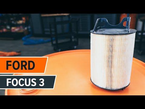 wie ford focus 3 luftfilter wechseln tutorial autodoc. Black Bedroom Furniture Sets. Home Design Ideas