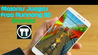 Top 5 Mejores Juegos Free Running 3D Para Android |