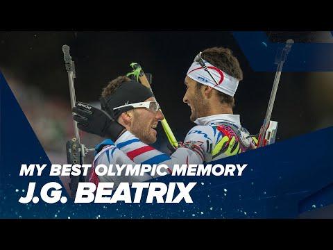 Olympic Memories: Jean Guillaume Beatrix