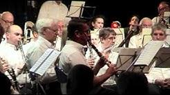 Derrick Les Humphries Manfred Schneider Orchestre d'harmonie La Renaissance Le Pradet