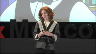 Principles for Making the Museum Big and Different | Julia Shakhnovskaya | TEDxMoscow