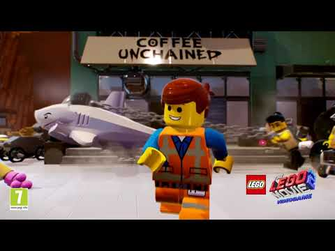 The LEGO Movie 2 Videogame — трейлер запуска
