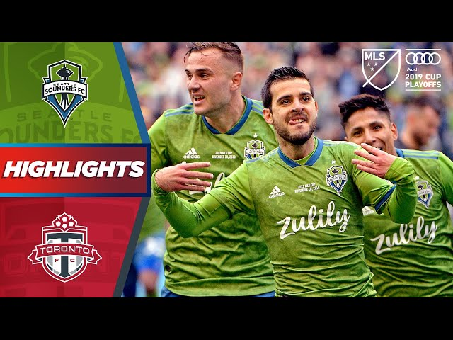 Seattle Sounders FC 3-1 Toronto FC | Seattle Wins MLS Cup Final | HIGHLIGHTS