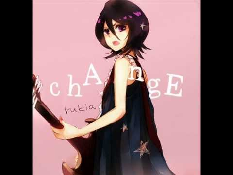 chAngE Fumiko Orikasa (Rukia Kuchiki)