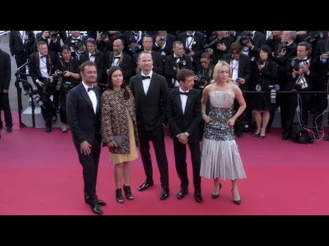 Chloe Sevigny, Frederique Bel and more on the red carpet for the  Ceremony in Cannes