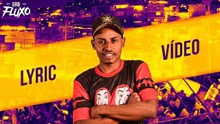 MC Nego Da Marcone - Kika Forte (Lyric Video) DJ Sati Marconex