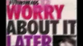 Futureheads - Worry About It Later (Switch Mix Edit)