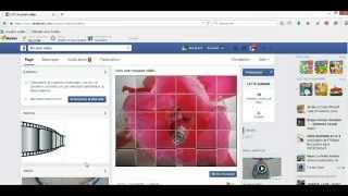 Comment insérer une vidéo sur ma page facebook?