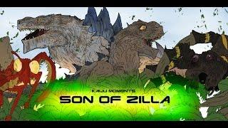 SON OF ZILLA KAIJU MOMENTS # 32
