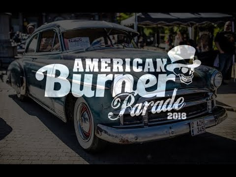 AMERICAN BURNER PARADE 2018 (Roclenge - BE)