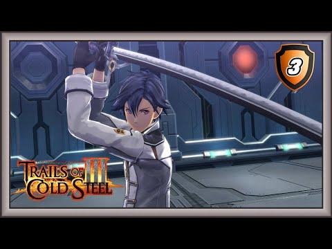 Trails Of Cold Steel 3 - Einhel Keep #3