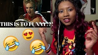INJUSTICE 2 FUNNIEST INTERACTIONS!?! *REACTION*