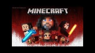 Minecraft StarWars: Sequel Skin Pack Trailer