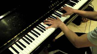 Rolling in the deep - Adele Piano Cover (with sheet music)