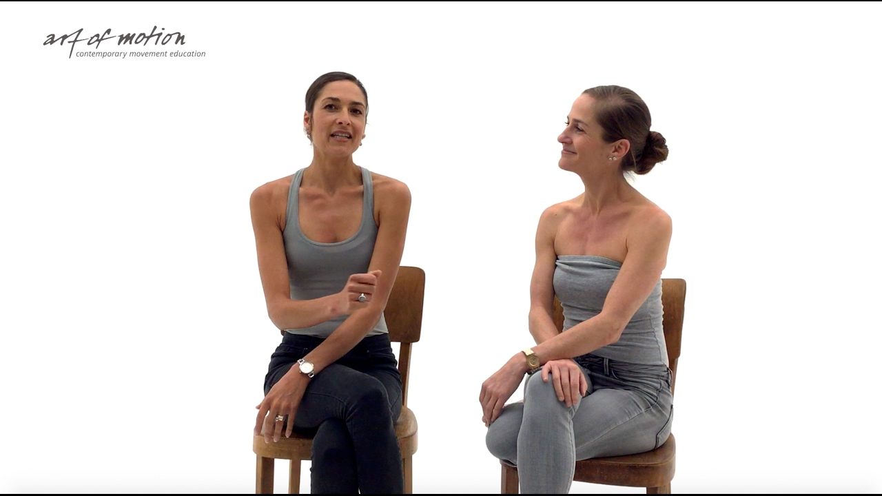 Karin Mumu Talking About Anatomy Trains In Motion Youtube