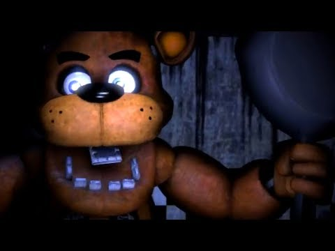 Top 5 Scariest FNAF Animations | FNAF Try Not To SCREAM Challenge