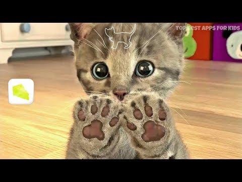 Little Kitten 🐱 My Favorite Cat Game App for Kids | iPad & iPhone