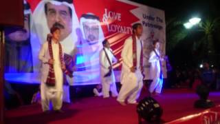 Jeye sindh jeye janealam dance with group