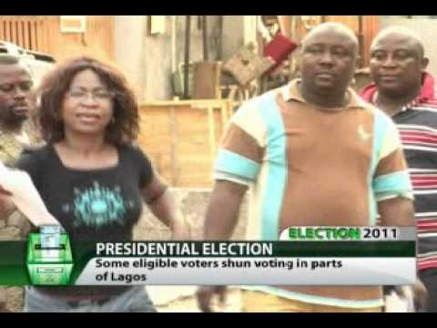 2011 General Elections in Nigeria
