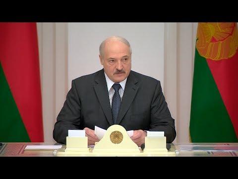 Лукашенко: пограничная политика Беларуси направлена на укрепление пояса добрососедства