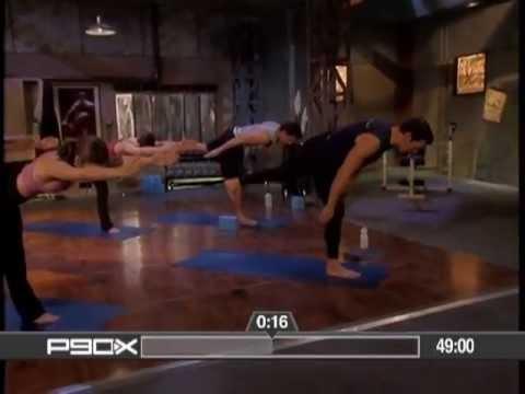 yoga video p90x