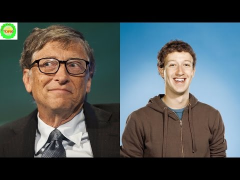 Top 10 Richest persons of the world Forbes Ranking 2016