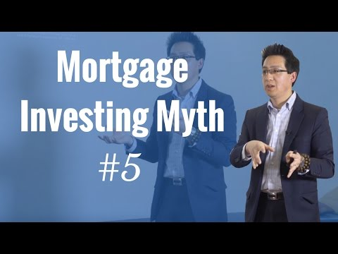 Mortgage Myth #5 In Real Estate Investing - I Shouldn't Get An Insured Mortgage