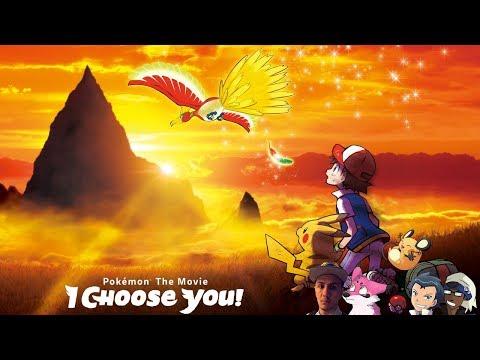 PokéMovie Reviews: Pokémon The Movie: I Choose You