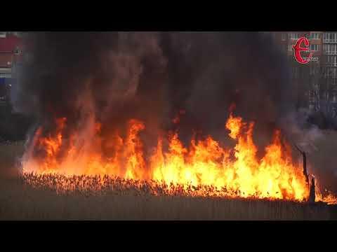 Є Новини Хмельницького YeUa: Пожежа на Озерній / Хмельницькі новини