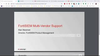 FortiSIEM Multi Vendor Support | SIEM - Network Security Information and Event Management Solution
