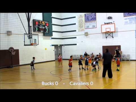 Pan Pacific Park Basketball Bucks vs Cavaliers 07/11/15